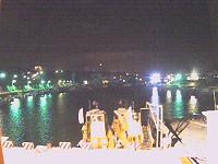 後壁湖漁港晚上