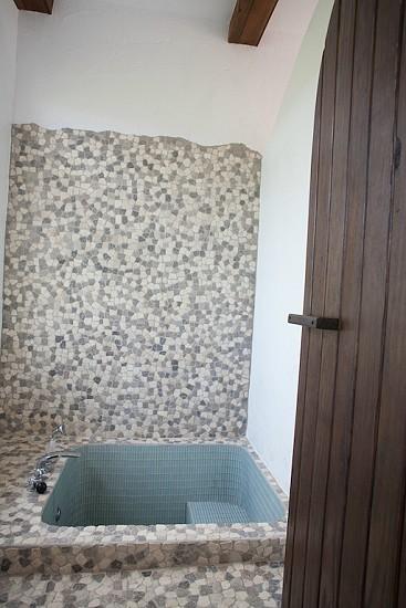 洗澡池的设计图片